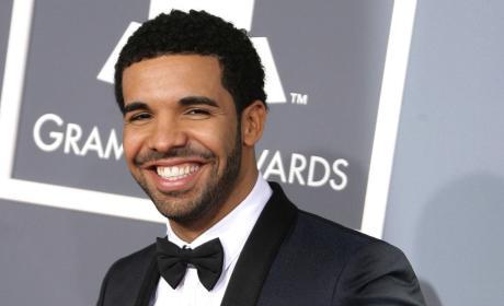 Drake at the Grammys