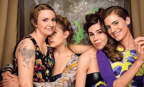 Girls Cast Pic