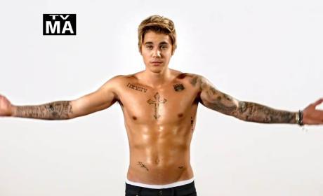 Justin Bieber Promo Still