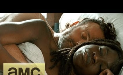 The Walking Dead Sneak Peek: Richonne in Bed!