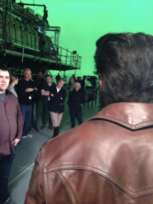 X-Men: Days of Future Past Hugh Jackman Pic