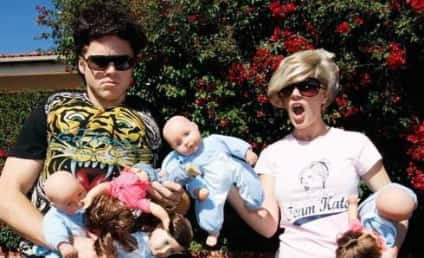 Jon and Kate Plus The Hills: Speidi Channels the Gosselins For Halloween