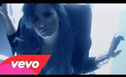 """Demi Lovato Debuts Music Video for """"Neon Lights"""""""
