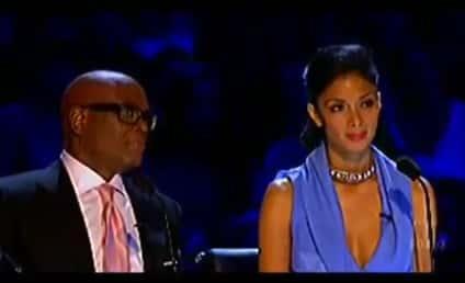 "Melanie Amaro Forces X Factor Viewers to ""Listen"""