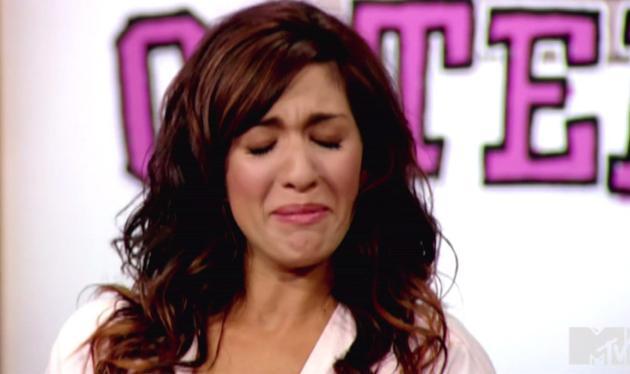 Farrah Abraham Crying