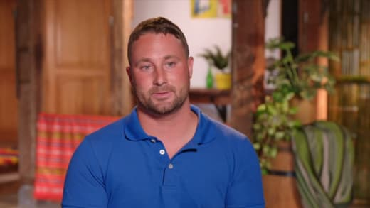 Corey Rathgeber admits he totally ghosted Jenny from Peru