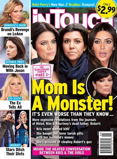 Kardashian Tabloid Hate