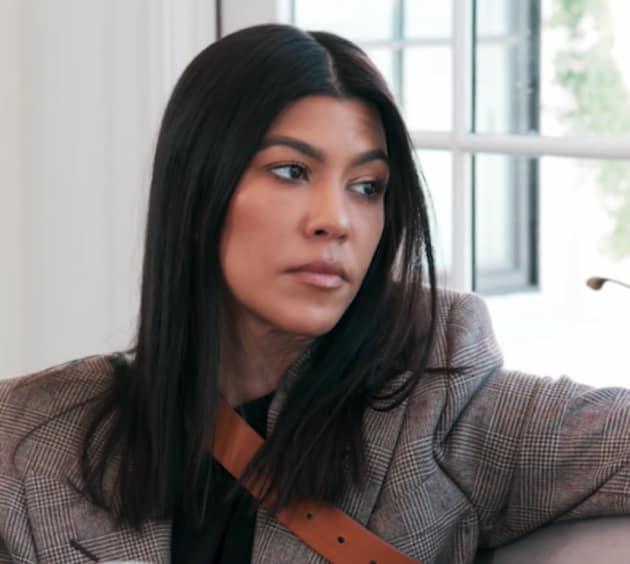 Wanna Be Kardashian Ͽ� Kourtney Ͽ� Midnight Cuddles Ͽ� Ͽ� I: Kourtney Kardashian: Scott Disick Is Hot Again & I Want