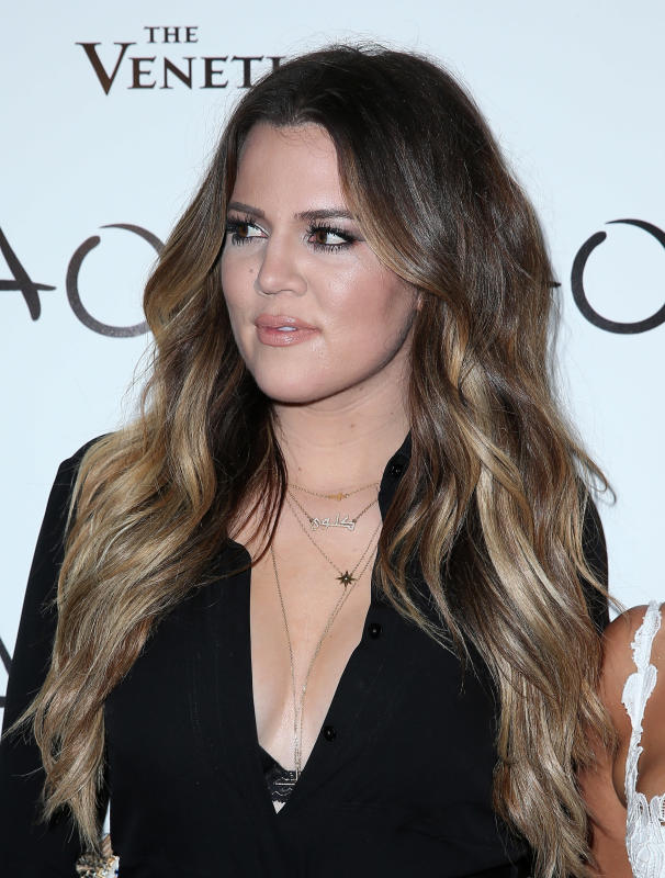 Khloe Kardashian in Sin City