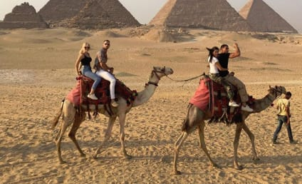 Kourtney Kardashian and Younes Bendjima: Vacationing Together!