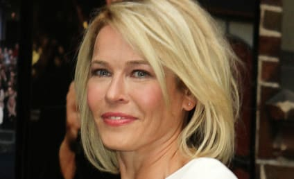 """Chelsea Handler Continues to Flaunt """"Butt Art"""" for Some Reason"""