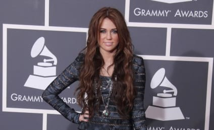 Grammy Awards Fashion Face-Off: Miley Cyrus vs. Lea Michele