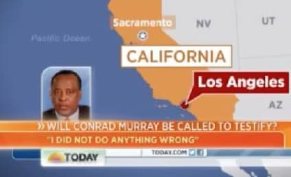 Dr. Conrad Murray Today Interview: Don't Blame Me!