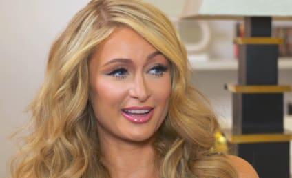 Paris Hilton Flashes Nipple, Ignores Haters in V Magazine
