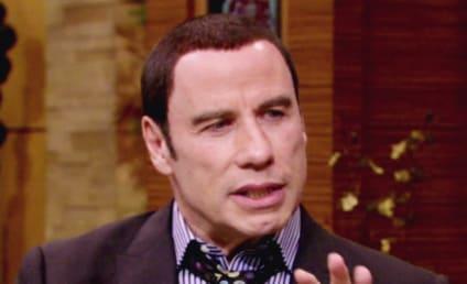 John Travolta Meeting Strange Men at the Gym: It Happens A Lot!