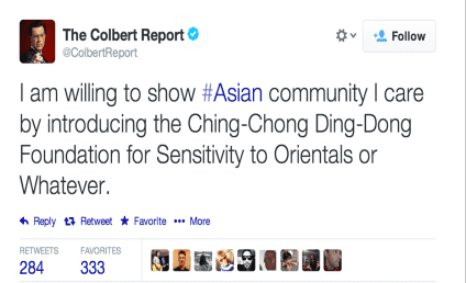 Stephen Colbert Tweet Spawns #CancelColbert Campaign: What Did He Say?