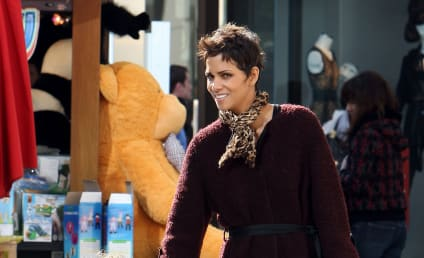 Halle Berry Preps for Custody Battle
