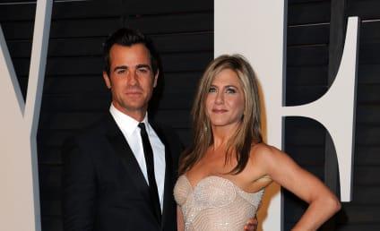 Jennifer Aniston & Justin Theroux to Spend Next THREE MONTHS Apart?!