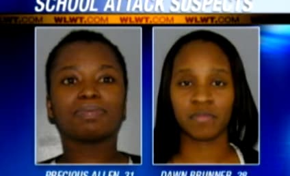 Mom Charged in Class Brawl: Precious Allen Did What?!?