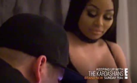 Kardshian Sisters to Rob: We're on Blac Chyna's Side!