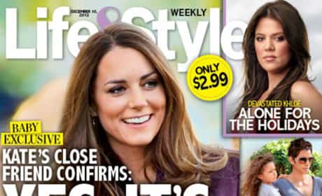 Kate Middleton Pregnant: It's True?