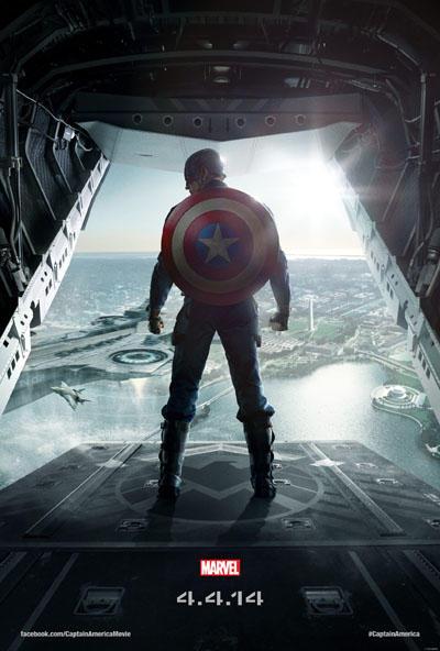 Captain America Sequel Poster