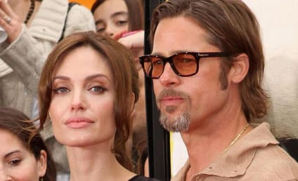 """Angelina Jolie """"Wears the Pants"""" in Relationship With Brad Pitt, Friends Shockingly Claim"""