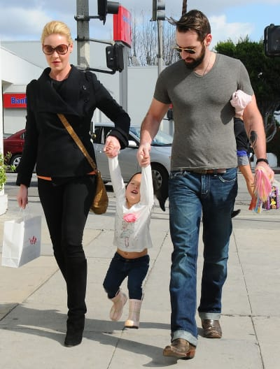 Katherine Heigl, Family