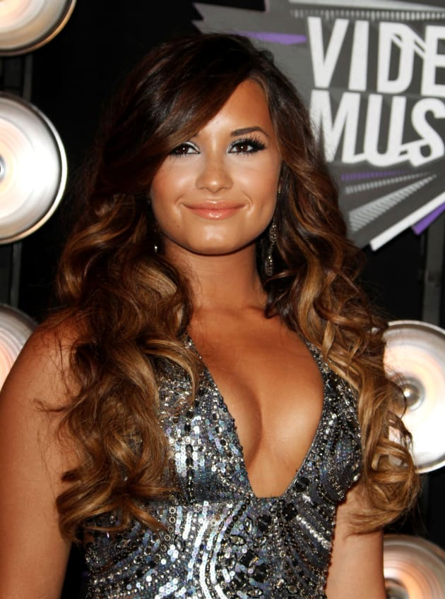 Hot Demi Lovato Pic The Hollywood Gossip