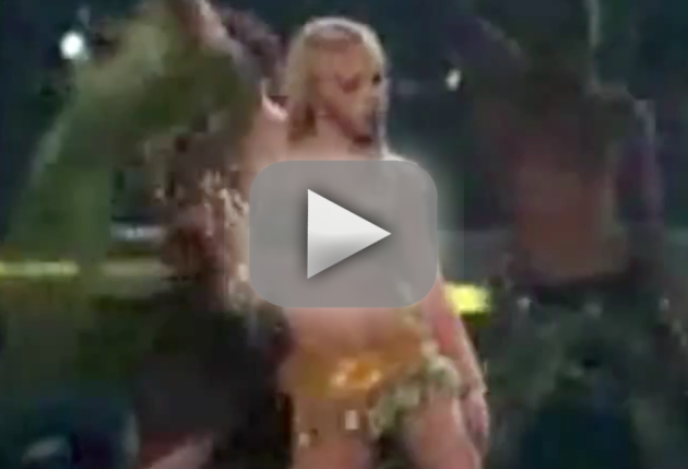 Britney Spears Isolated Vocal Track