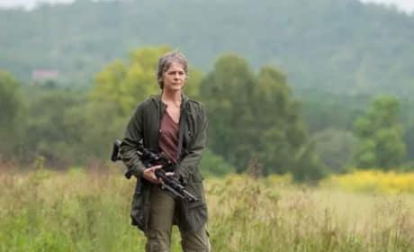 Carol Is Ready for War
