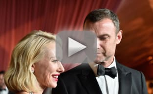 Liev Schreiber and Naomi Watts: It's Over!