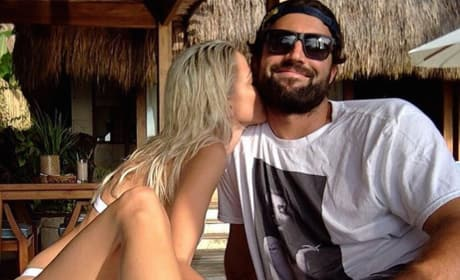 Brody Jenner and Kaitlynn Carter