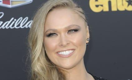 Ronda Rousey Offered $5 Million for Superhero Porn Parody