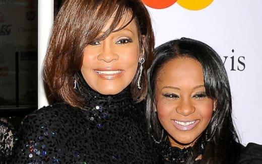 Houston Bobbi To Brown Buried Kristina Whitney The - With Be