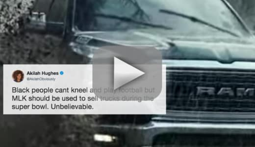 Dodge exploits martin luther king to sell trucks twitter erupts