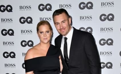 Amy Schumer and Ben Hanisch: It's Shockingly Over!