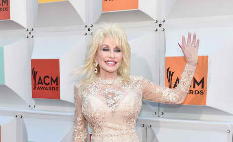 Dolly Parton: 51st Academy of Country Music Awards