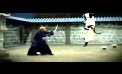 Arena Movie Trailer: Kellan Lutz Goes Russell Crowe