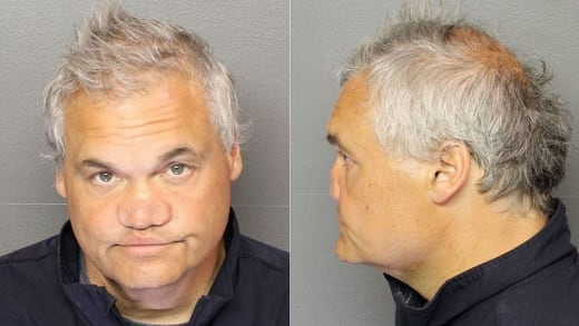 Artie Lange Appears Badly Disfigured In Latest Mugshot - The