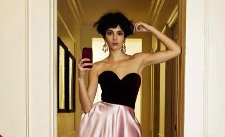 Kendall Jenner: A Fashionable Selfie