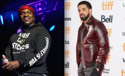 Pusha T: Drake Has a Secret Son and Wears Blackface!