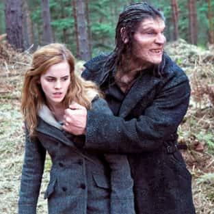Grabbing Hermione