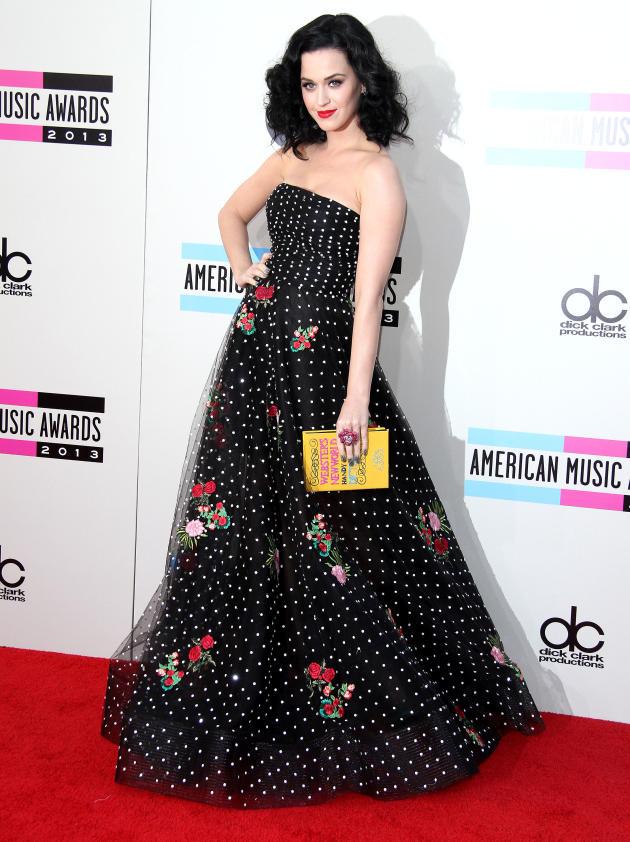 Katy Perry at American Music Awards