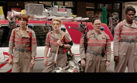 Ghostbusters Trailer: Who You Gonna Call Now?