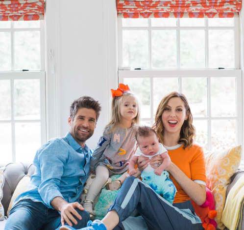 Eva Amurri & Family