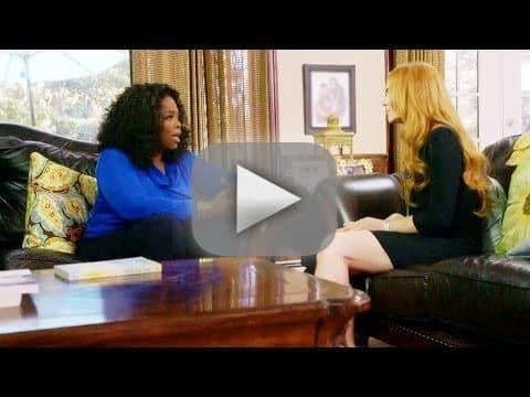 Oprah to Lindsay Lohan: Cut the Bullshit!
