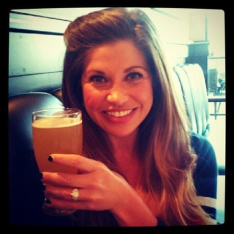 Danielle Fishel, Engagement Ring