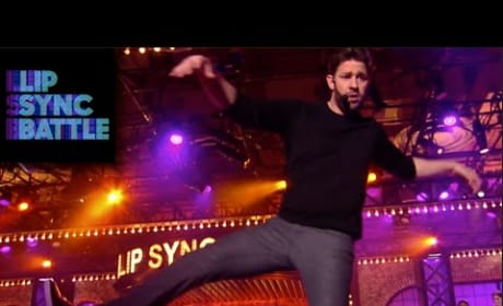 Anna Kendrick, John Krasinski Lip Sync Battle - Bye Bye Bye vs. Steal My Girl!