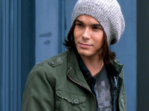 Tyler Blackburn as Caleb